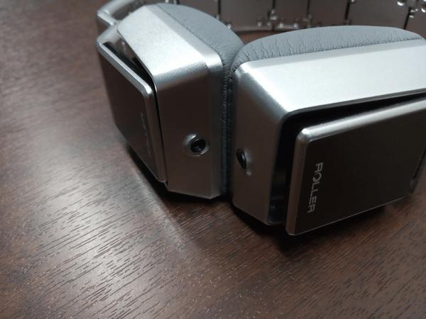 「LUZLI Roller MK01」は左右どちらからでもケーブル接続可能(ダブルソケット機能)