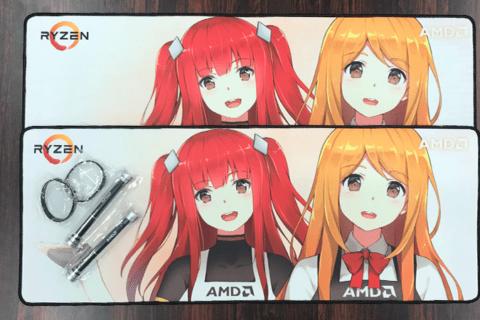 AMD Ryzen グッズが当たる!NEXMAG読者プレゼント第14弾のイメージ画像