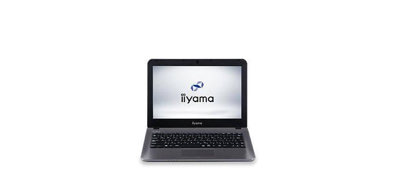 ノートパソコンおすすめランキングおすすめ【第3位】iiyama STYLE-11HP014-C-CES