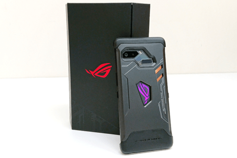 ASUS ROG Phone(ZS600KL)実機速攻レビューのイメージ画像