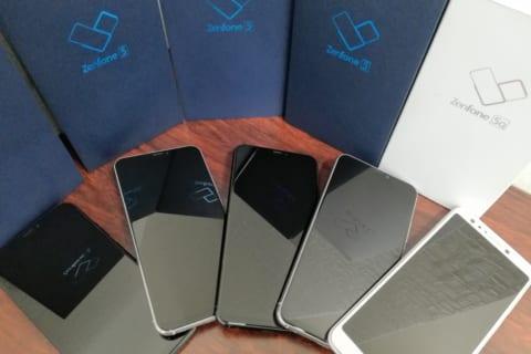ZenFone5が当たる!パソコン工房NEXMAG読者プレゼント第16弾!のイメージ画像