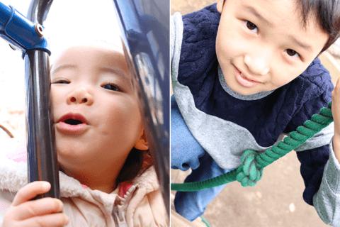 ここがポイント!初心者でも子供の写真を上手に撮影するテクニック[屋外編]のイメージ画像