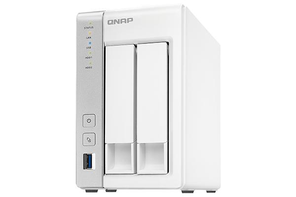 NASの製品例(QNAP製 TS-231P)