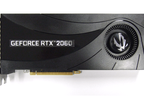 GeForce RTX 2060 速攻ベンチマークレビュー!