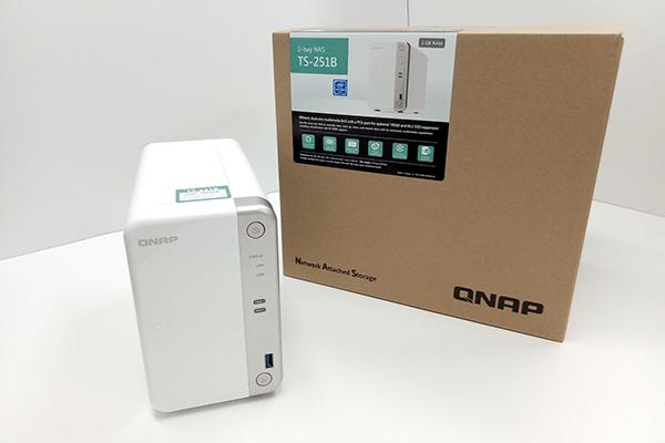 QNAP TS-251B 本体
