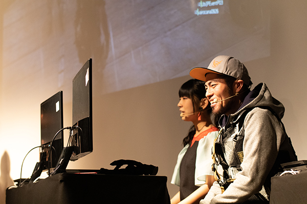 ディビジョン2 プライベートベータをプレイする古川未鈴さん、ブンブン丸さん