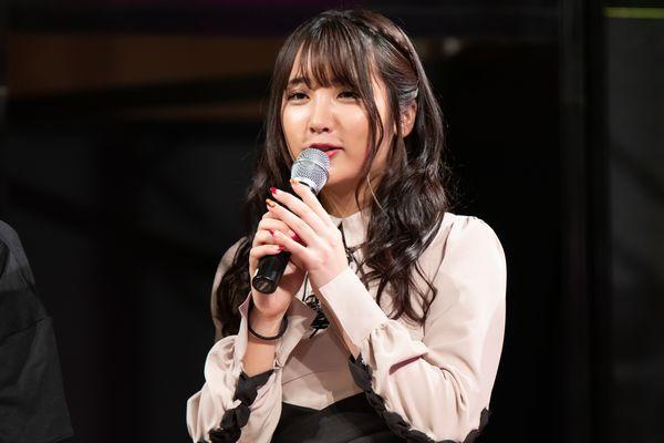 グラビアアイドルの水沢柚乃さん