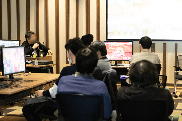 FEXL Tokyo Grand Prix Round #1の様子