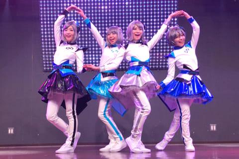 iiyama PCと仮面女子がコラボ「無限女子 Forward ~powered by 仮面女子~」発表会をレポートのイメージ画像