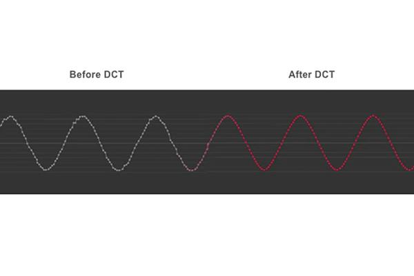 EarStudio ES100の構成図のノイズ処理の概要(メーカー資料)