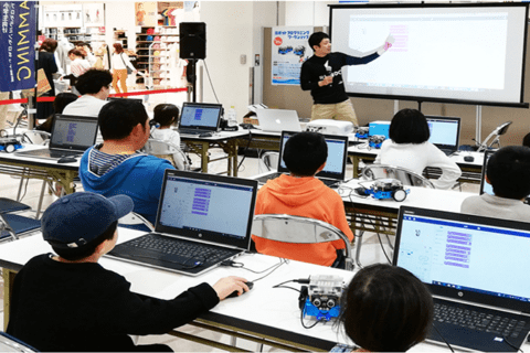 プログラミング教育必修化について知ろうのイメージ画像