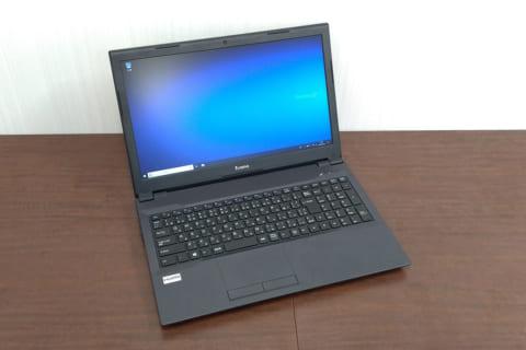 デスクトップCPU搭載15.6型ノートパソコン レビュー!のイメージ画像