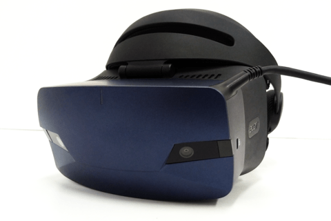 ヘッドマウントディスプレイ Acer AH501レビューのイメージ画像
