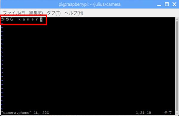 「音素」ファイルの中身を確認
