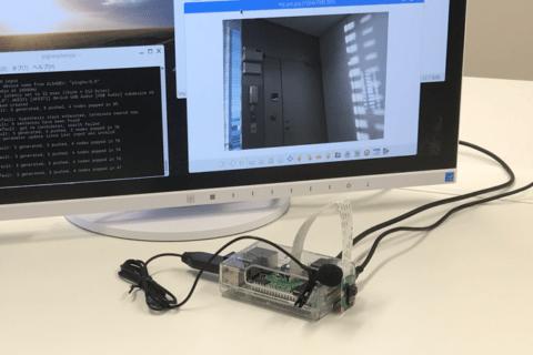 Raspberry Pi×JuliusとPythonでスマートスピーカー風にカメラを操作のイメージ画像