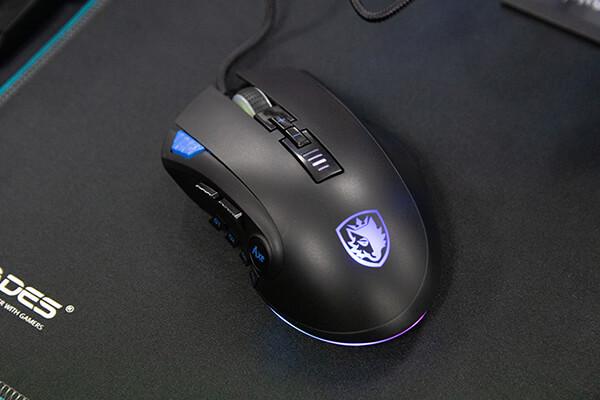 SADES Gaming Mouse Axe S12