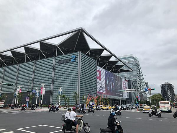 COMPUTEX TAIPEI 2019会場