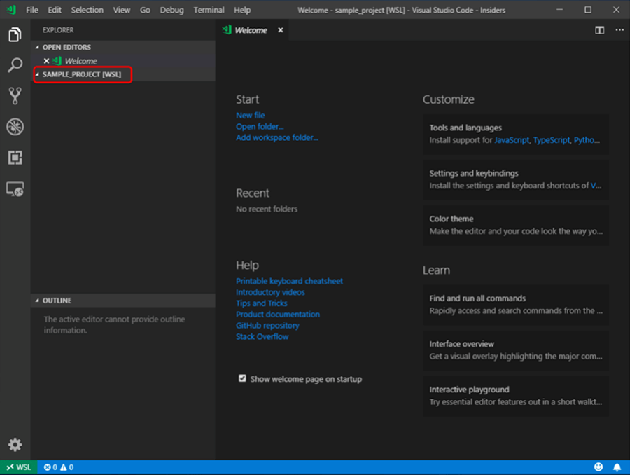 WSLに対応したコードエディタ「VSCode Remote WSL」