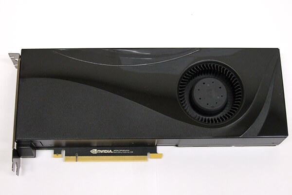 GALAX製GeForce RTX 2070 SUPERグラフィックスカード外観
