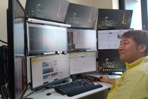 Bコミさんのトレステ活用ポイントとパソコン環境のイメージ画像