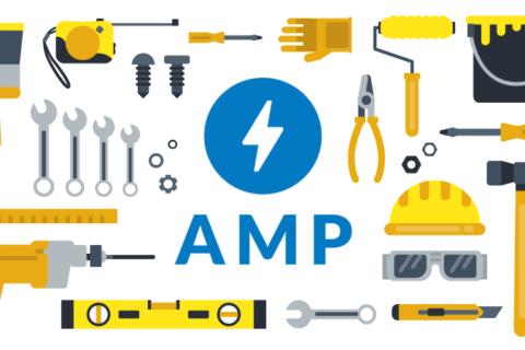 AMPコンポーネントでWEBサイトを作成するのイメージ画像