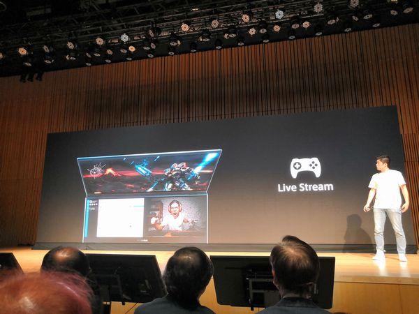 ZenBook Pro Duoでのゲーム・実況配信提案