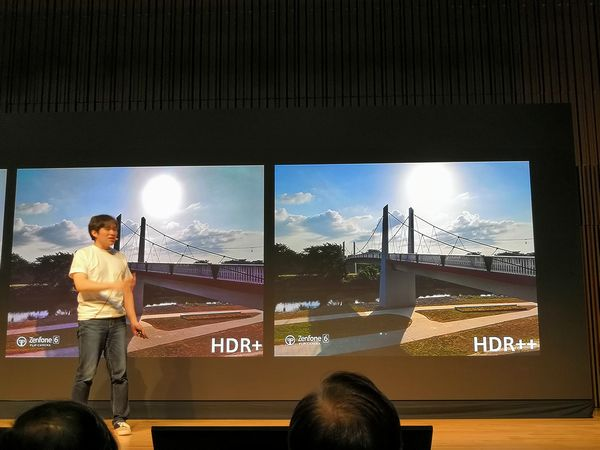 ZenFone 6の強化されたHDR撮影モード-2