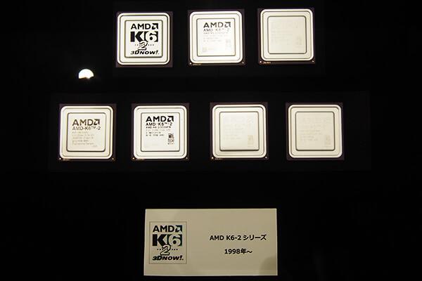 AMD K6-2シリーズ