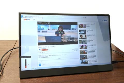 モバイルディスプレイ FW-LCD156 レビューのイメージ画像