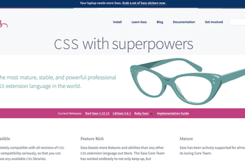 Sass、SCSSでコーディング効率化のイメージ画像
