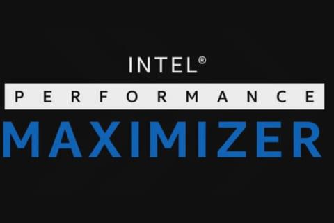 Intel Performance Maximizerを試してみたのイメージ画像