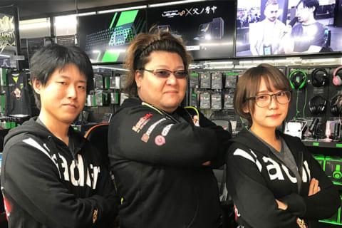 父ノ背中メンバーも参戦 Team GRAPHT GAMING CENTER OSAKAイベントレビューのイメージ画像