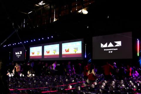 Adobe MAX Japan 2019のインテルブースにSENSE∞を出展のイメージ画像