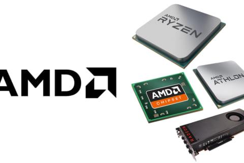 AMDの基礎知識や製品特徴についてのイメージ画像