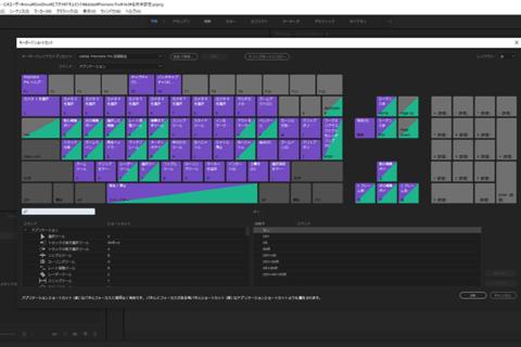 ショートカットキーを設定!Premiere Proでスピード編集。のイメージ画像