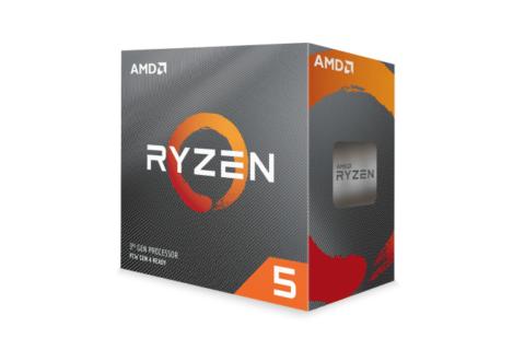 Ryzen 5 3500 スペックレビュー&発売開始のイメージ画像