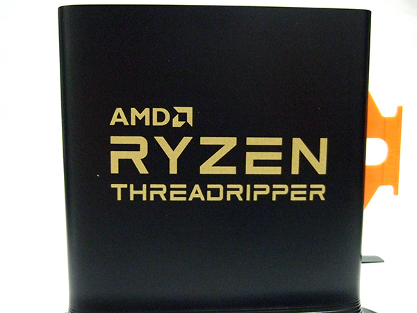 CPUパッケージの裏側