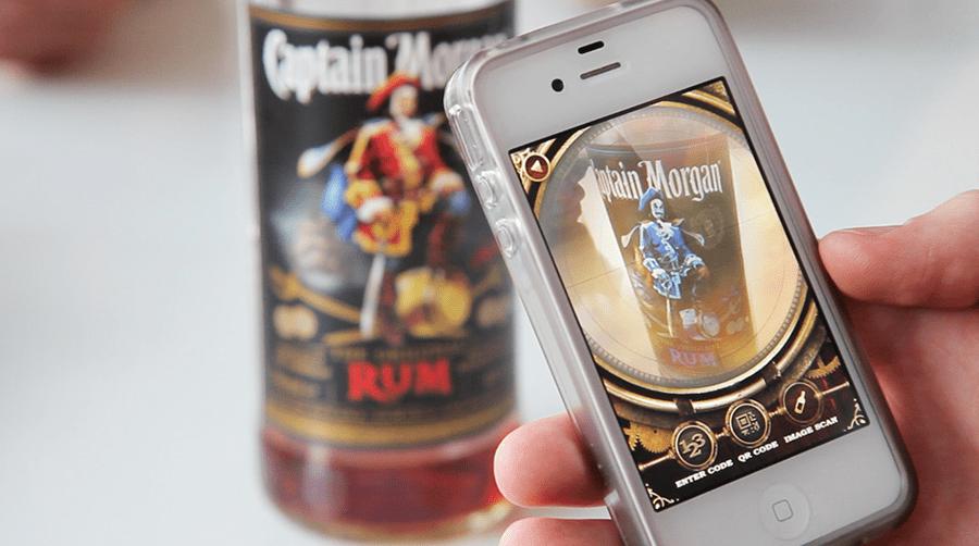 岸本さんがCDを務めた施策で、Captain Morgan(ラム酒の銘柄)が2012年に公開したスマートフォンゲーム「Captain's Conquest」