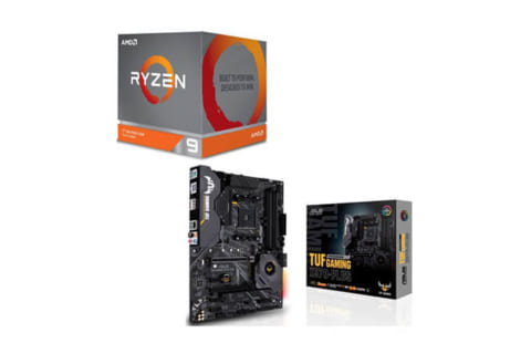 Ryzenプロセッサー ・マザーボードセット おすすめランキング(価格・比較)のイメージ画像