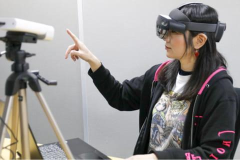 最先端テレワーク!3D会議立体映像 遠隔システム「HOLO-COMMUNICATION」とはのイメージ画像