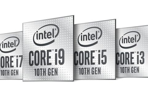 第10世代インテルCoreプロセッサー  発売情報
