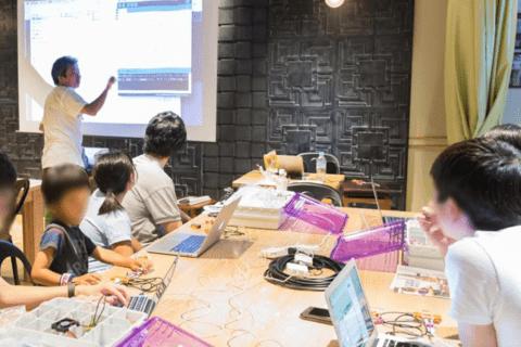 子どもがパソコンでプログラミングを学ぶ際のポイントのイメージ画像