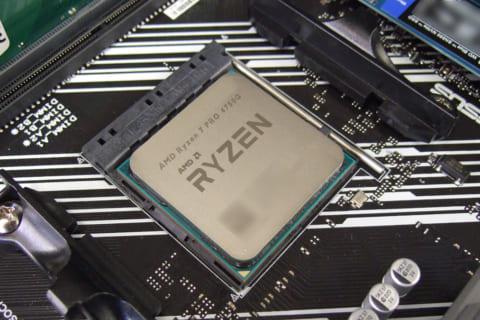 Ryzen 7 Pro 4750G・Ryzen 5 Pro 4650G・Ryzen 3 Pro 4350G速攻ベンチマークレビューのイメージ画像