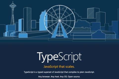 TypeScriptの「型」「メソッド」「クラス」とgulp連携のイメージ画像