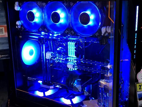 パソコン工房秋葉原イイヤマストアで注文できる本格水冷PC