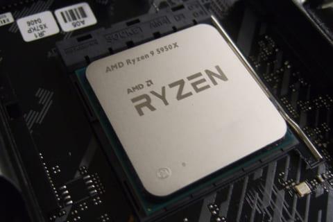 Ryzen 9 5950X 発売情報・ベンチマークレビューのイメージ画像