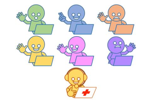 PowerPoint 簡単なプレゼン向けイラストの作り方のイメージ画像