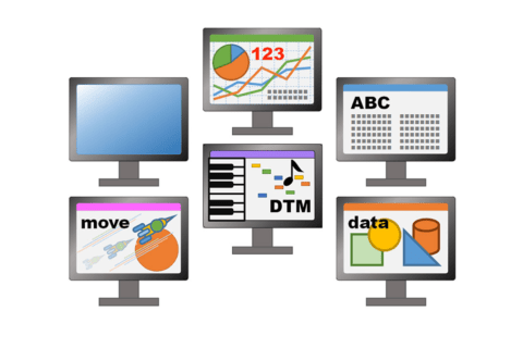 PowerPoint テンプレートに頼らない資料用アイコンデータの作り方のイメージ画像