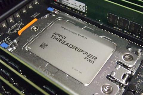 Ryzen Threadripper PRO 3000WX シリーズ プロセッサー発売情報・ベンチマークレビューのイメージ画像