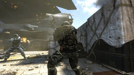 Alliance of Valiant Arms  スクリーンショット1